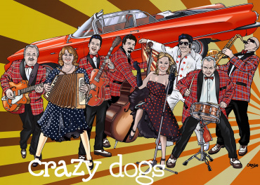 Crazy Dogs, videoklip
