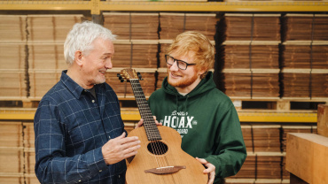 George Lowden, Ed Sheeran,